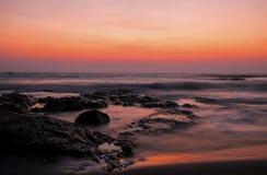 Пляж Khao Lak в Lak-бегстве Ru Khao Стоковое Изображение RF