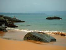 Пляж Khao Lak Стоковые Изображения RF