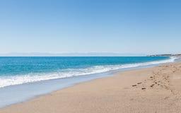 Пляж Kleopatra Стоковое Фото