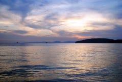 Пляж Krabi Стоковая Фотография