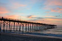 Пляж Kure Стоковое фото RF