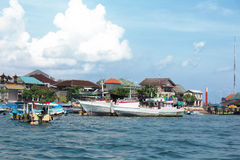 Пляж Kuta, Бали Стоковые Фотографии RF