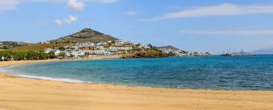 Пляж Logaras стоковое изображение rf
