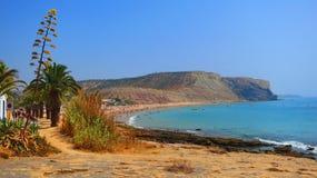 Пляж Luz Стоковое Изображение RF