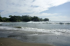 Пляж Madasari Стоковые Изображения