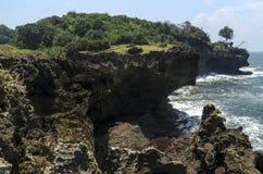 Пляж Madasari Стоковые Фотографии RF