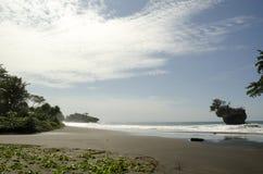 Пляж Madasari Стоковые Изображения RF