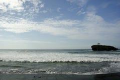 Пляж Madasari Стоковая Фотография RF