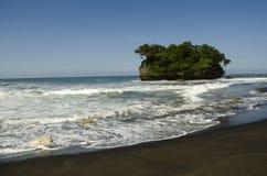Пляж Madasari Стоковое Фото