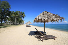 Пляж Mangkuk Стоковые Фото