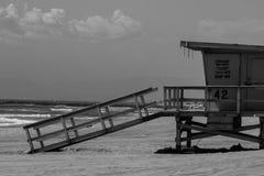пляж manhattan Стоковая Фотография RF