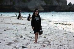 Пляж Marumasa Стоковая Фотография