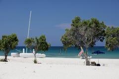 Пляж Mastichari стоковые изображения rf