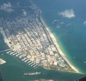 пляж miami Стоковые Фото