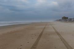 Пляж Myrtle Стоковые Фото