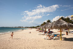 Пляж n ³ Ancà Стоковое Фото