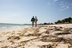 Пляж n ³ Ancà Стоковые Фото