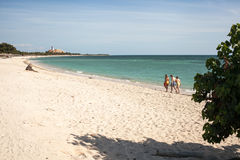 Пляж n ³ Ancà Стоковые Фотографии RF