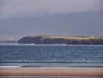 Пляж n ¡ Beal BÃ, Dingle, Ирландия Стоковые Фото