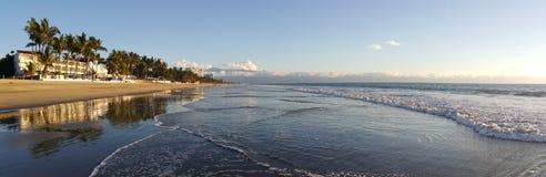 Пляж Nuevo Vallarta Стоковое фото RF