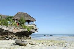 Пляж Nungwi стоковые фото