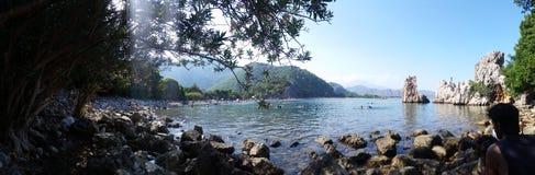 Пляж Olympus стоковые фото