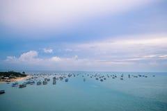 Пляж Pamban Стоковое Изображение