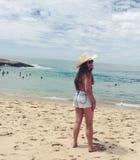 Пляж Paraty в Рио-де-Жанейро Стоковая Фотография