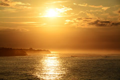 Пляж Pedasi Стоковая Фотография RF