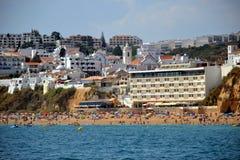Пляж Peneco стоковая фотография rf