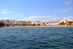 Пляж Peneco стоковые изображения rf