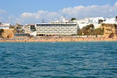 Пляж Peneco стоковая фотография