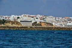 Пляж Peneco стоковое фото rf