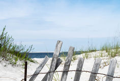 Пляж Pensacola, Флорида, США Стоковая Фотография