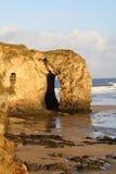 Пляж Perranporth стоковые изображения