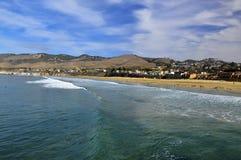 Пляж Pismo Стоковое фото RF