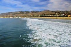 Пляж Pismo Стоковая Фотография