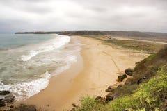 Пляж Playa Rosada, эквадор Стоковое Изображение