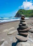 Пляж Polulu Стоковое Фото