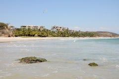 Пляж Punta Mita Стоковое Изображение
