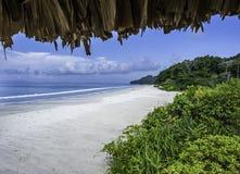 Пляж Radhanagar Стоковое фото RF