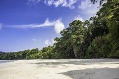 Пляж Radhanagar Стоковые Фото