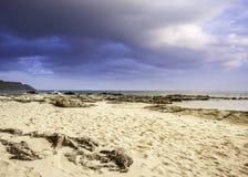 Пляж Radhanagar Стоковое Фото