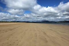 Пляж Rathmullan Стоковое фото RF
