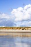 Пляж Rhosneigr стоковые изображения