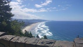 Пляж Rockway Стоковая Фотография