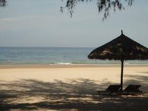 Пляж ` s Вьетнама Стоковые Изображения RF