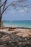 Пляж Samed Стоковое Изображение