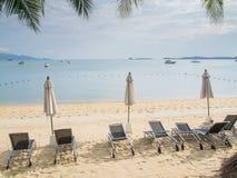 Пляж Samui Таиланда Стоковое Фото
