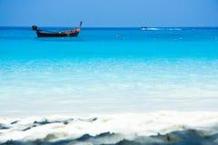 Пляж Similan в лете Стоковые Фото